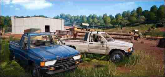 Kendaraan PUBG Mobile Baru Update Rony Pickup_7.jpg