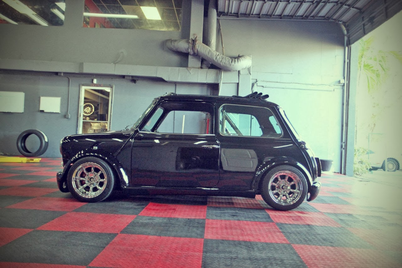 Steering Wheel Restoration >> 1972 Austin Mini Cooper | Auto Restorationice