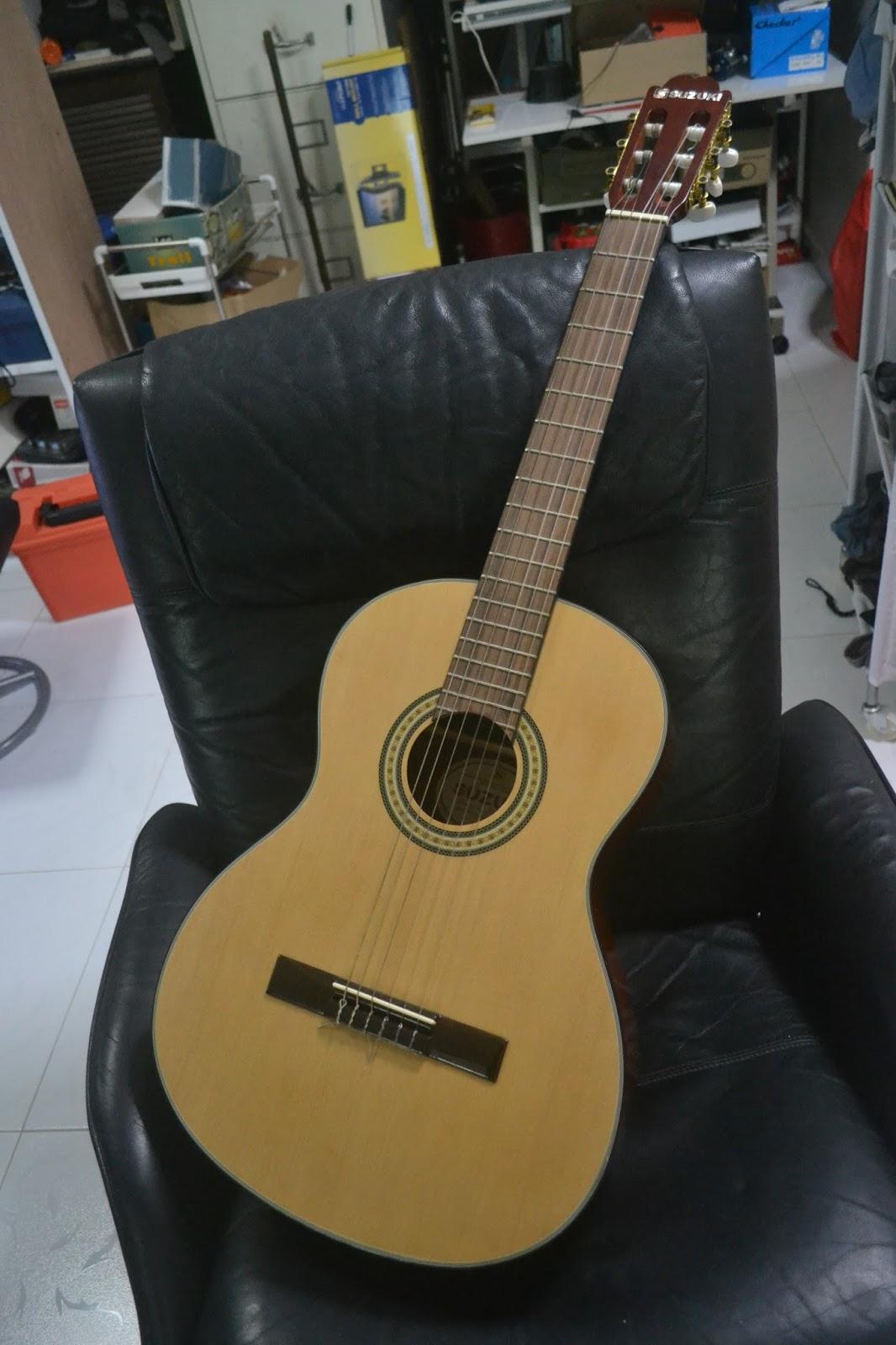 joiesoul suzuki classical guitar for sale. Black Bedroom Furniture Sets. Home Design Ideas