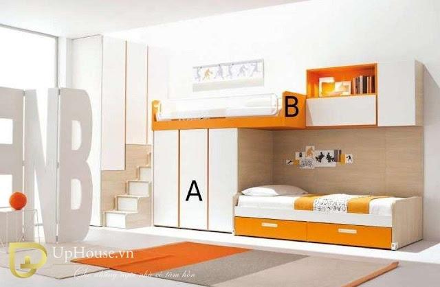 Mẫu giường tầng đẹp 02