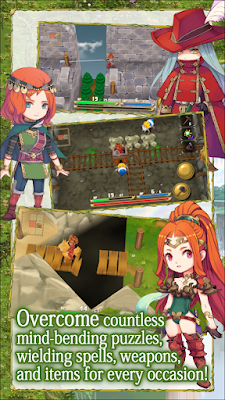 Adventures of Mana v1.0.0 Full Mod Apk + Data-screenshot-3