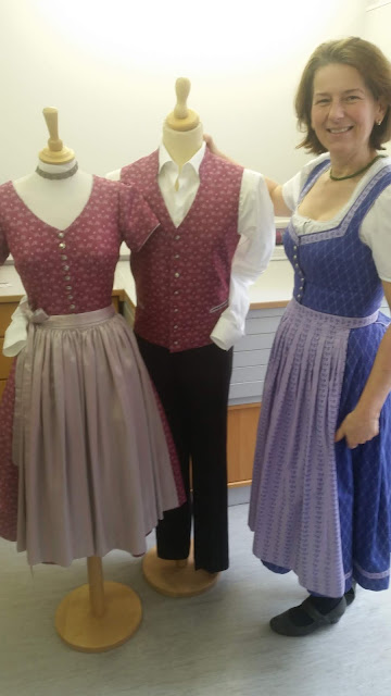 Bayerische Trachten