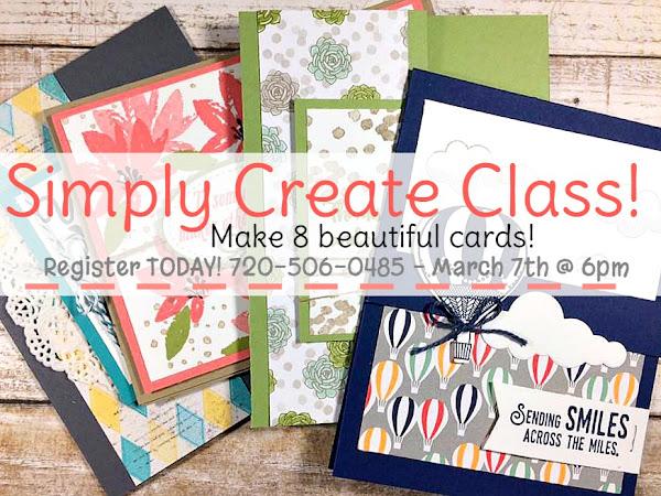 Simply Create Class!