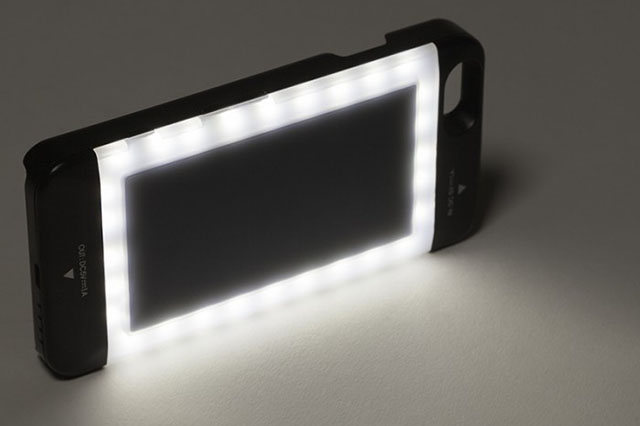 Casing Lampu iPhone