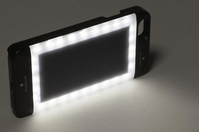 Casing Lampu iPhone