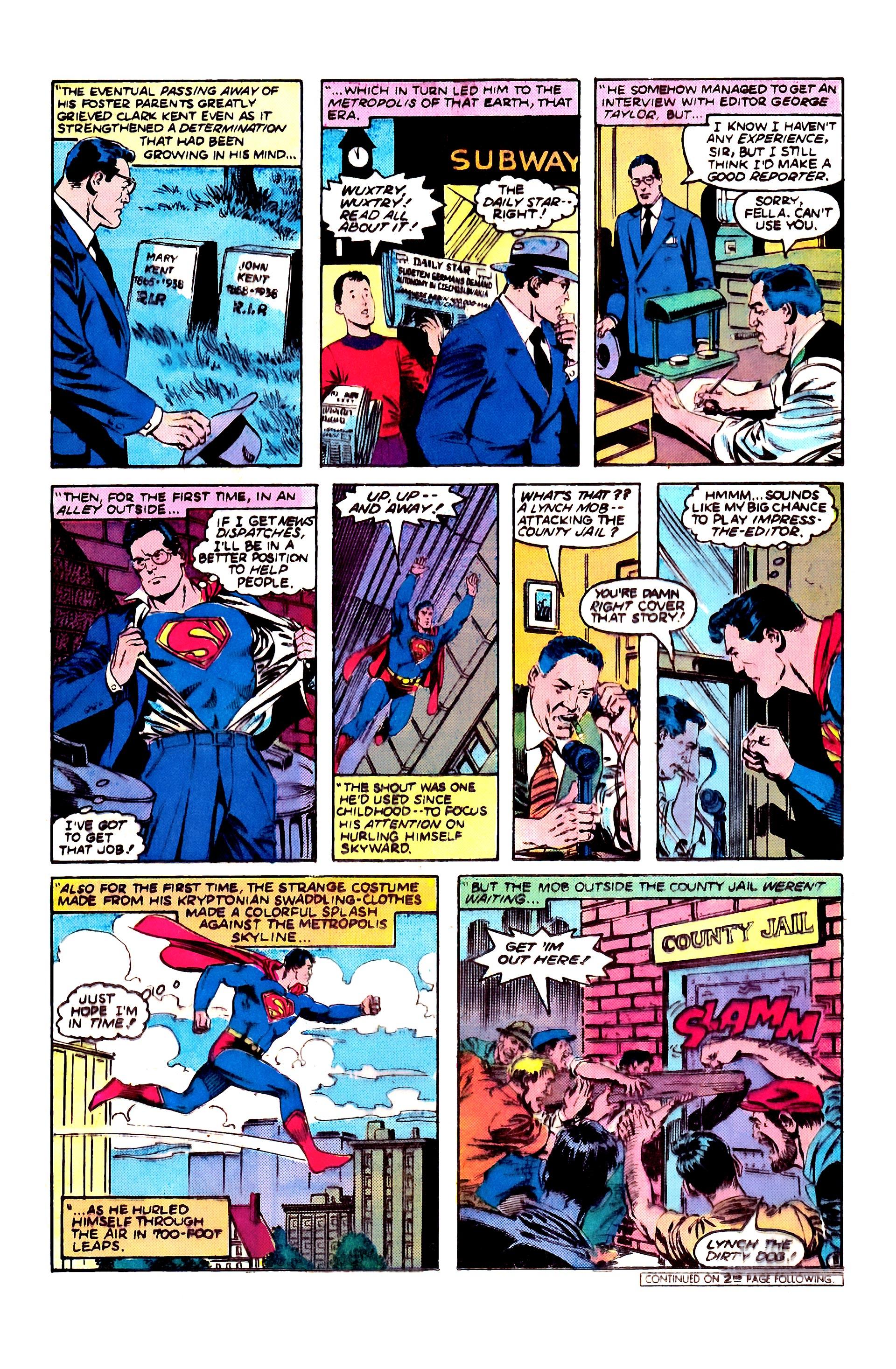 Read online Secret Origins (1986) comic -  Issue #1 - 12