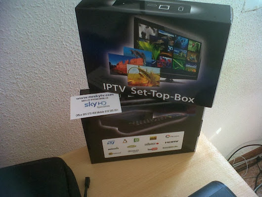 IPTV SPAIN. UK IPTV BOXES SPAIN. MAG-250 IPTV BOX SPAIN