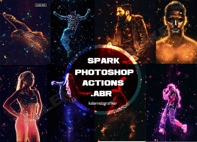 Spark Photoshop Actions