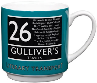 Gulliver's Travels Mug by Wild & Wolf