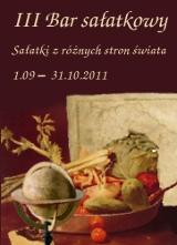 III Bar sałatkowy zaproszenie