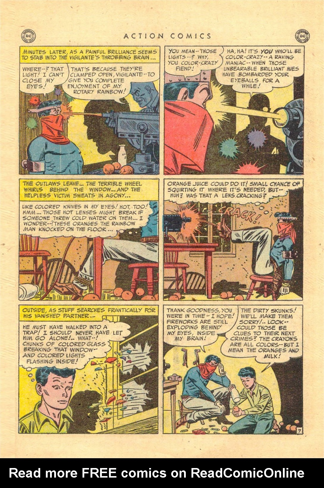 Read online Action Comics (1938) comic -  Issue #156 - 44