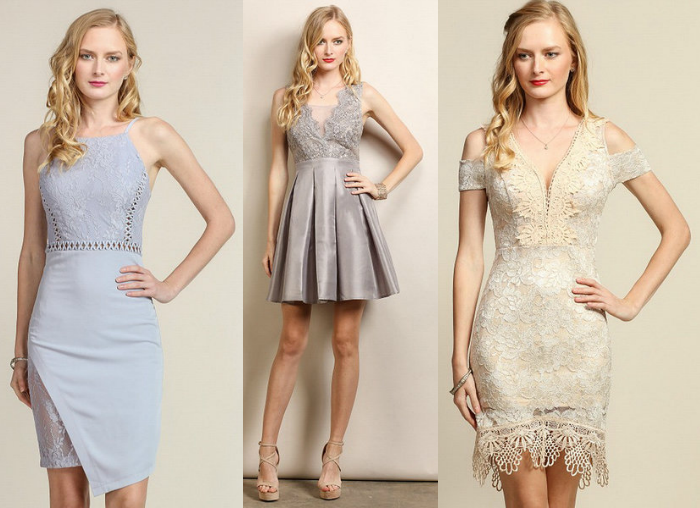 stylewe, short party dresses