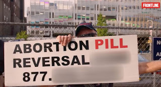 PBS documentary failed to show painful reality of abortion pill experience