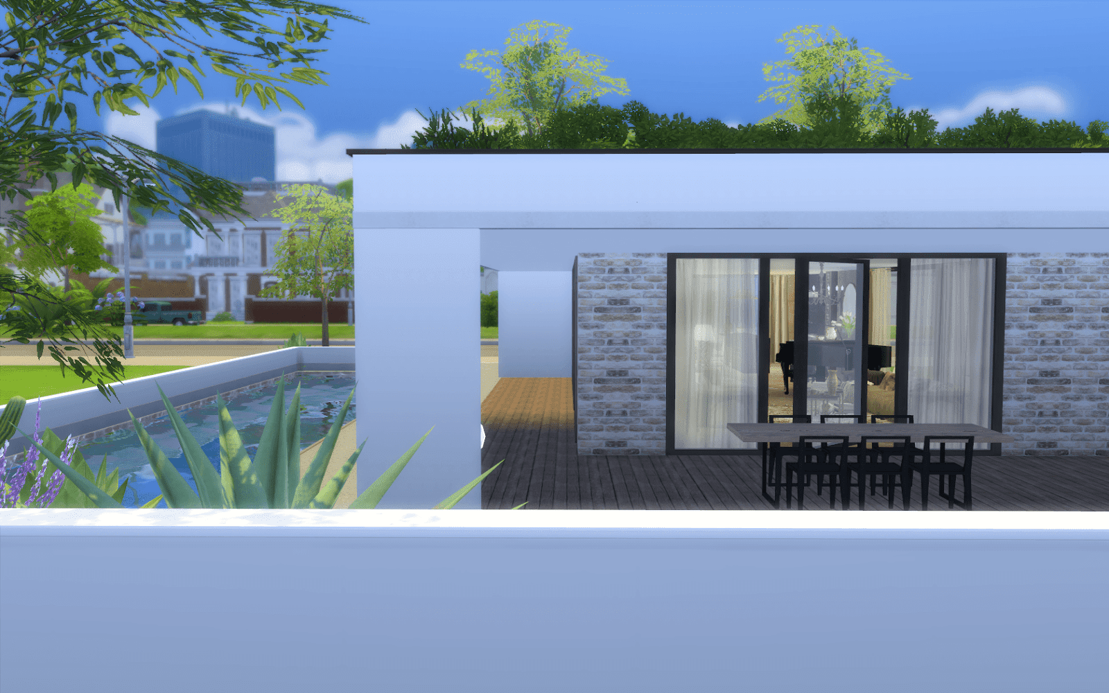 Residence Golden by Rabiere IMMO Sims 3-min
