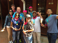 Survivor Amazing Race Team Building Gold Reef City
