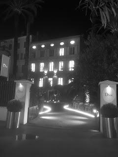 Dior Saint-Tropez hiver