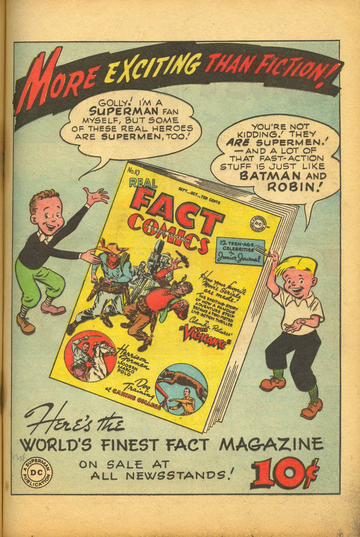 Read online Action Comics (1938) comic -  Issue #112 - 31