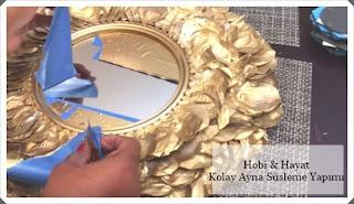 Ayna Süsleme