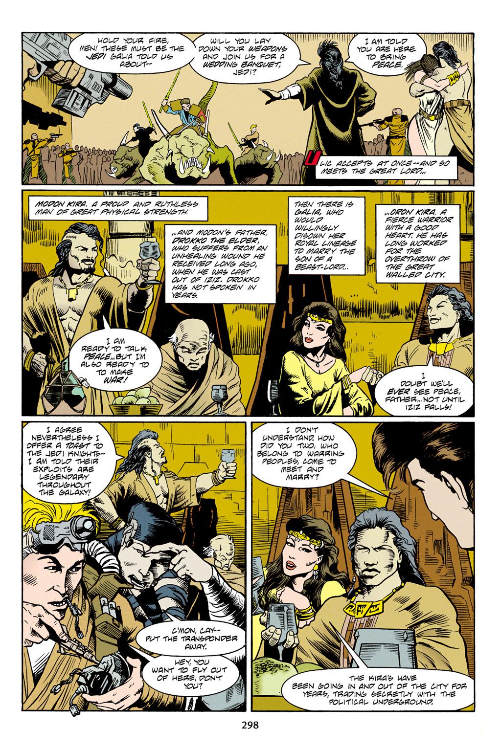 Read online Star Wars Omnibus comic -  Issue # Vol. 4 - 287