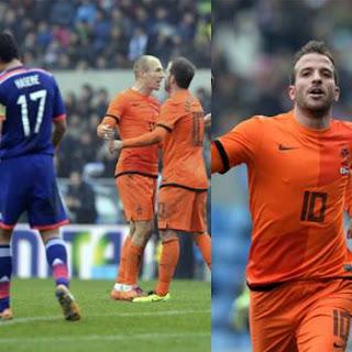 オランダとドロー