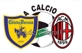 Chievo vs AC Milan