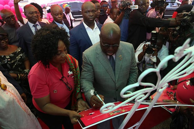 Women's Equality with Men Prerequisite for Development - President Akufo Addo