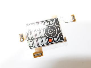 Fleksibel Motorola V3 Flexible LCD Keypad
