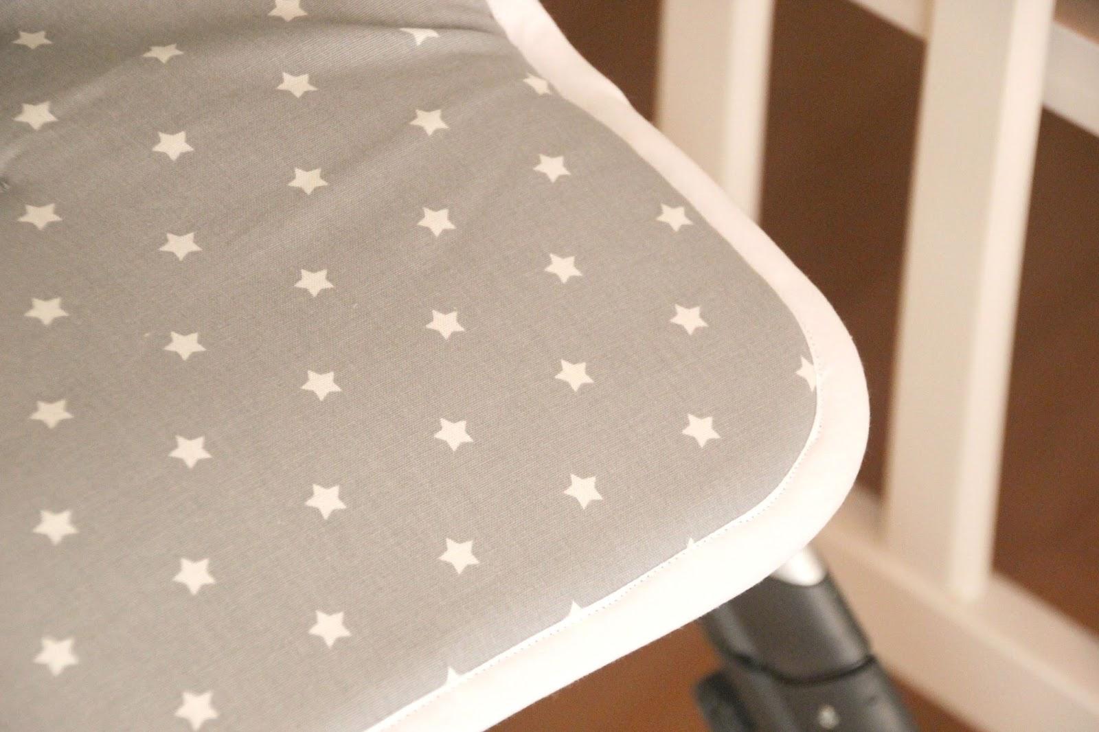 DIY Tutorial y patrones FUNDA para silla de beb MUY