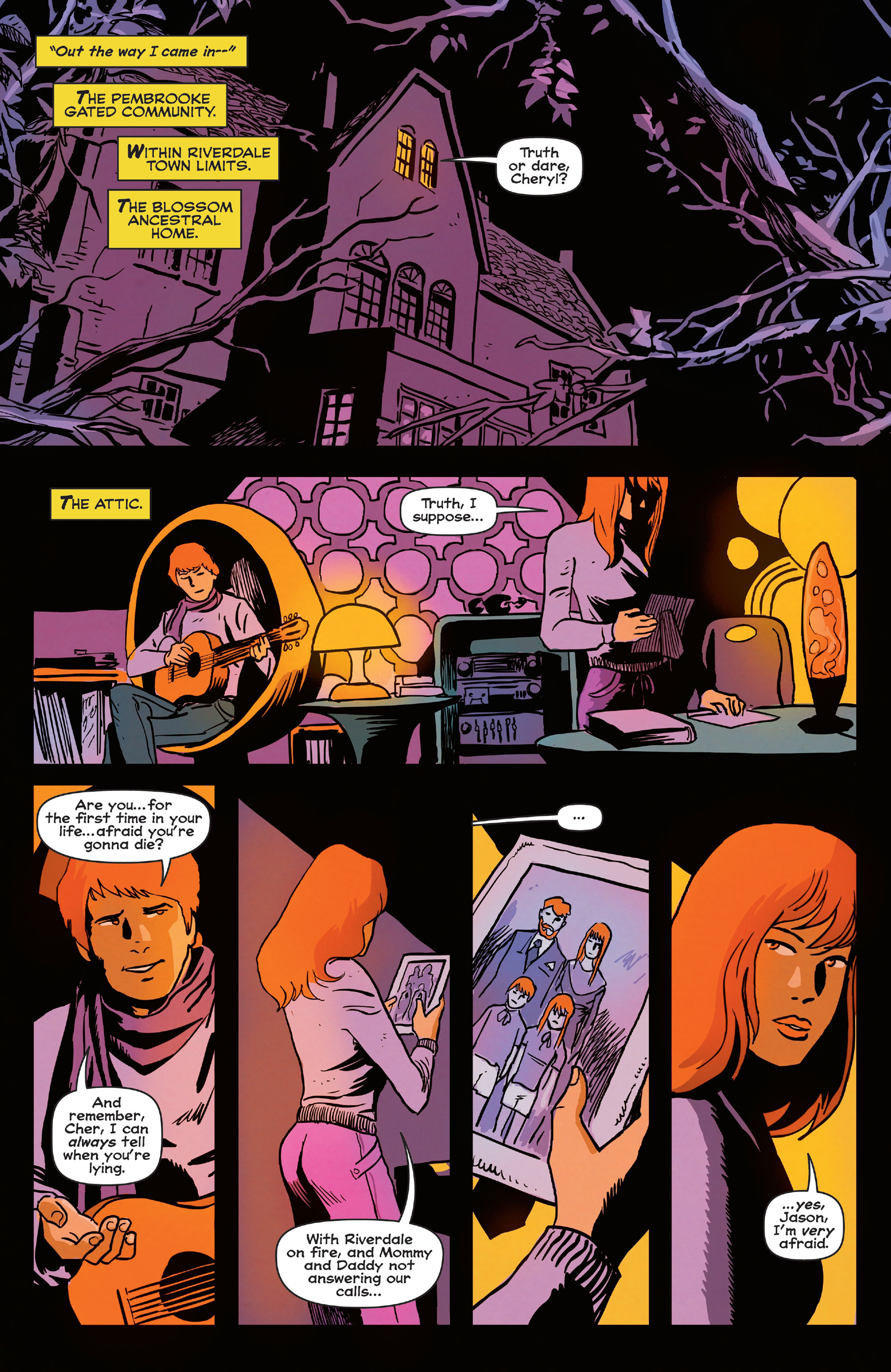 Read online Afterlife with Archie comic -  Issue #4 - 12
