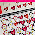 Valentine Penguins Alphabet Matching