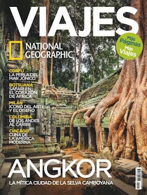 Revista Viajes National Geographic España - Marzo 2017