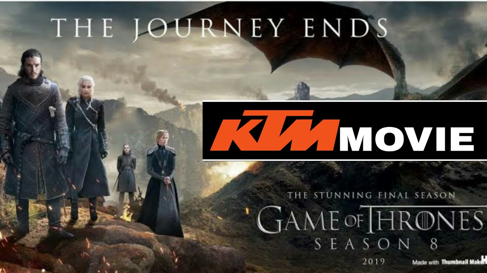 [6]Game Of Thrones Season 8
