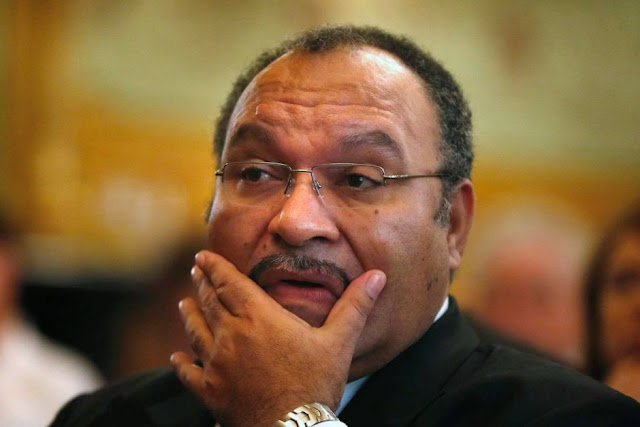 PETER O'NEILL SAYS NOT TO SELL YOUR LAND YET HE WANTS CUSTOMARY LANDOWNERS TO DO THE VERY THINGS THAT MAKE IT EASIER TO GRAB THEIR LAND NIUGINI OUTLOOK