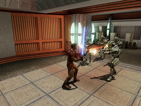 Star Wars Knights of the Old Republic Free For PC