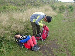 Parenting Ibarat Mendaki Gunung