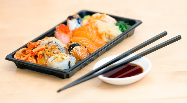 Information about Japanese cuisine