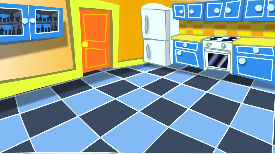 27 Really Beautiful Anime Kitchen Background That Will Catch Your Attention
