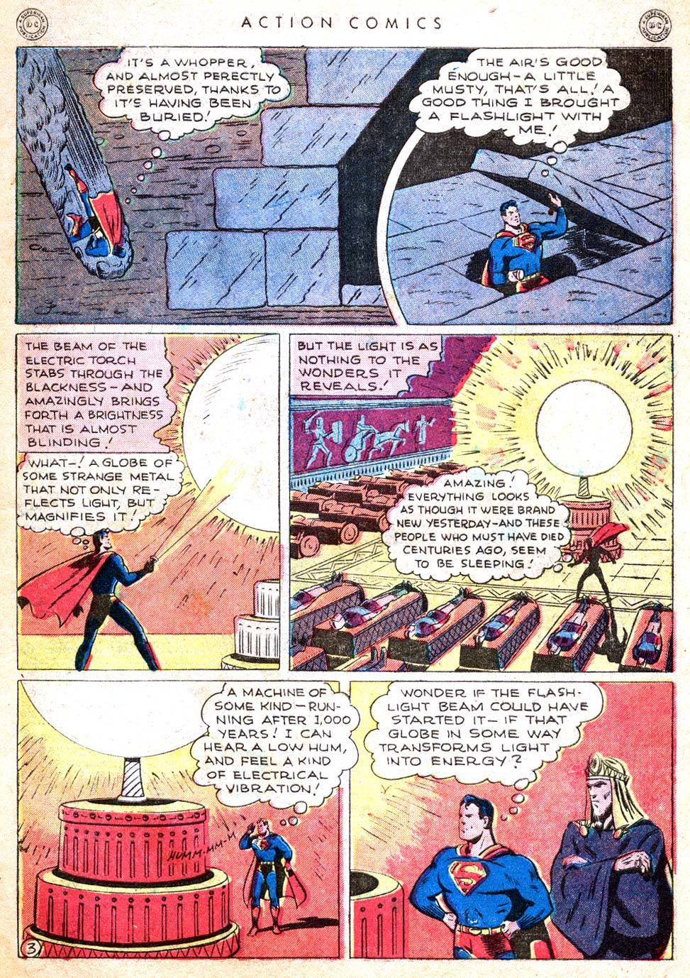 Read online Action Comics (1938) comic -  Issue #103 - 5
