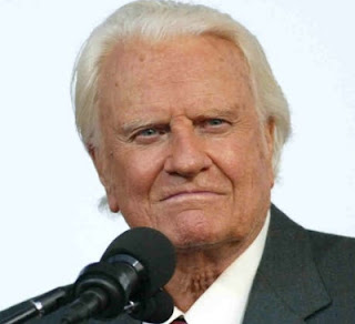 what killed billy graham