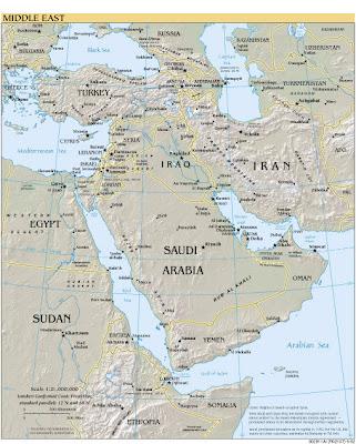 Ortadoğu Komutanlığı Projesi ve Türkiye