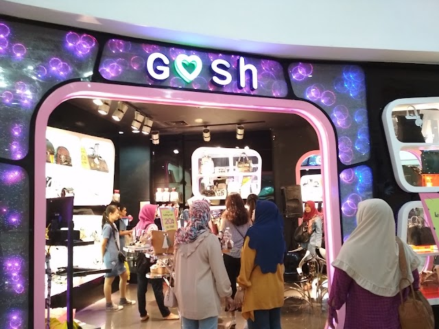 Mengintip Keseruan Gosh Birthday Bash ke-20 di Duta Mall Banjarmasin