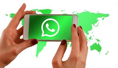 Cara Melacak Posisi Orang Lain Dengan Aplikasi Whatsapp