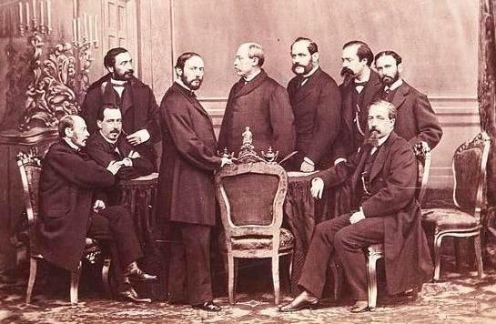 Gobierno provisional tras la revolución llamada La Gloriosa