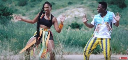 Nsoki Ft Rayvanny - African Sunrise Video