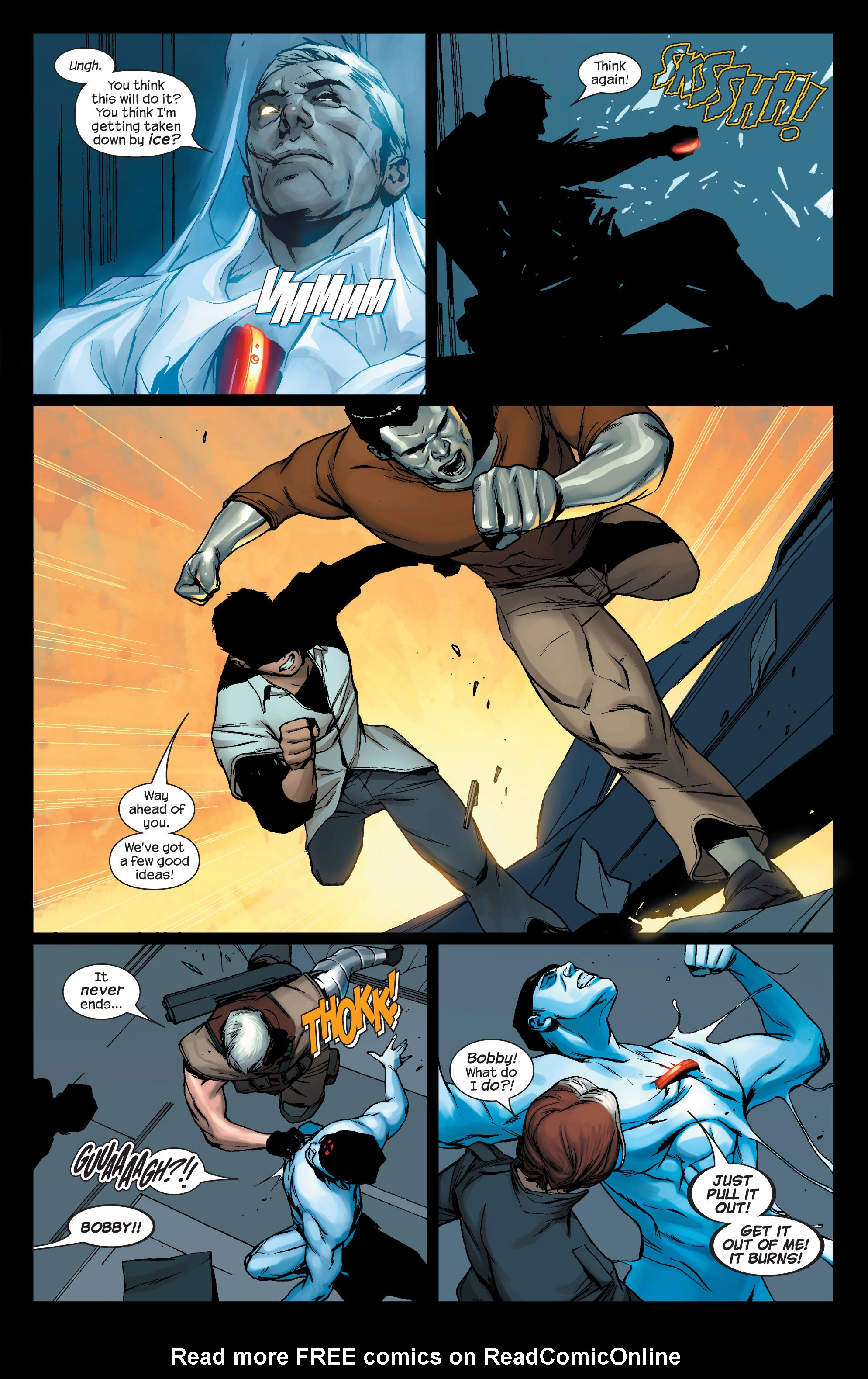 Read online Ultimate X-Men comic -  Issue #76 - 11