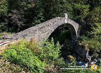 Ponte romano di Intragna