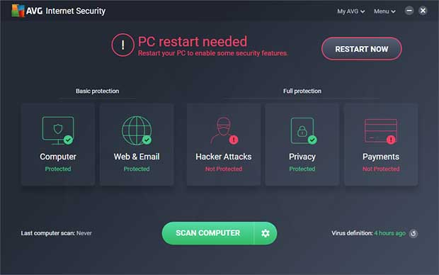 AVG-Internet-Security 2019