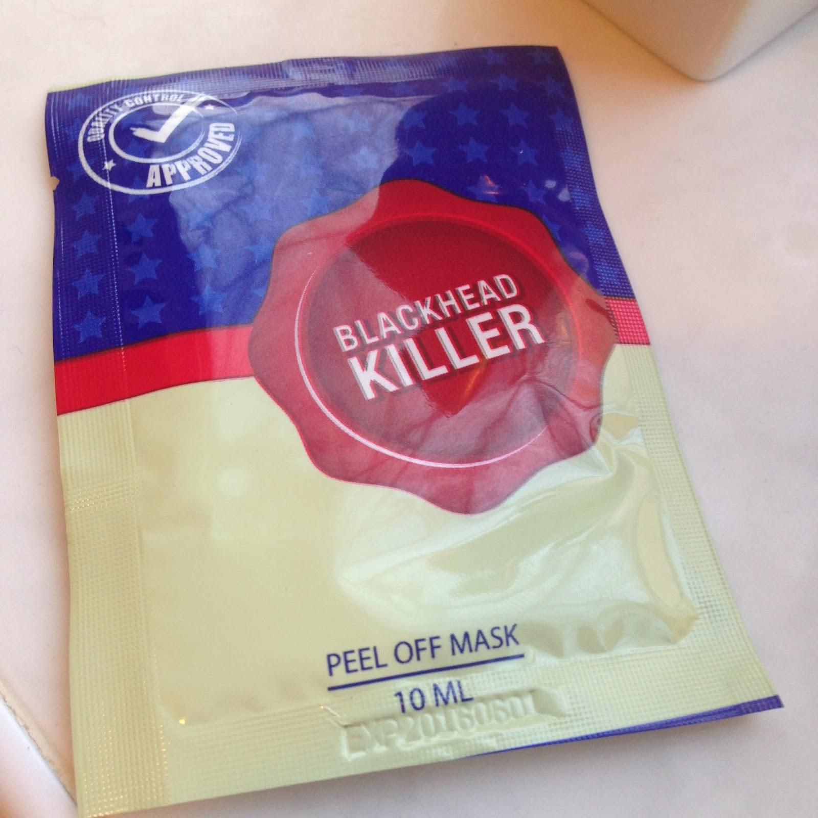 StyleLux Blackhead Killer Face Mask Review  |  LilliesandLove