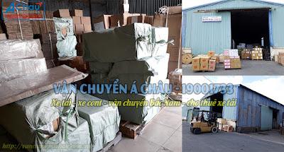 vận chuyển hàng hóa HCM đi Đà Nẵng