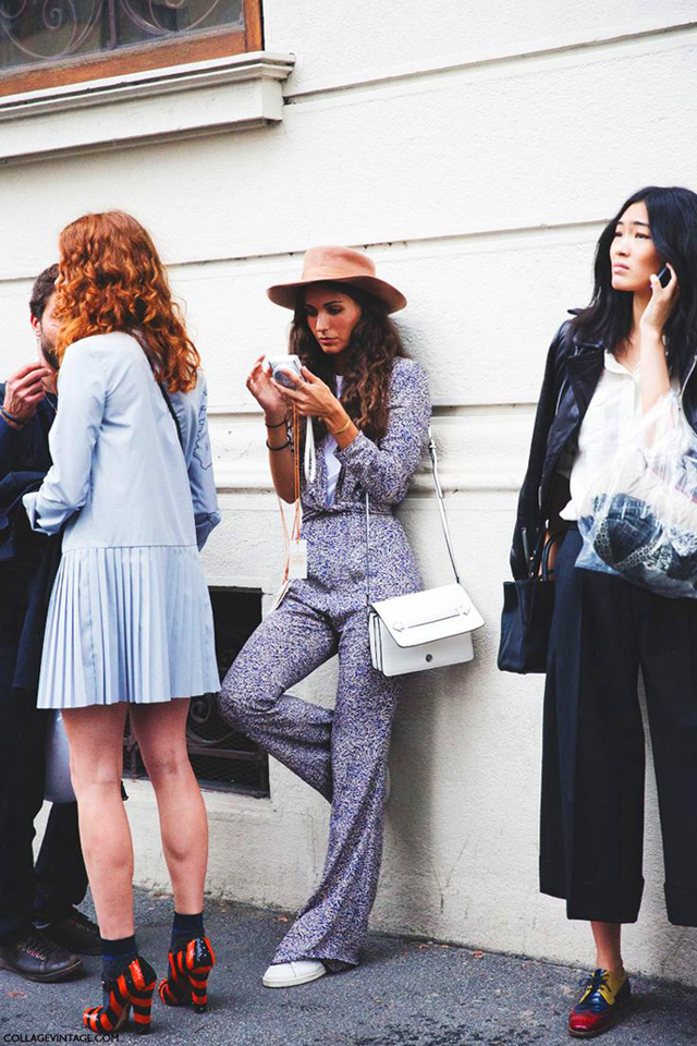 how to wear jumpsuit trend street style